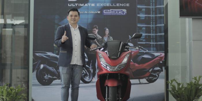 Generasi Terbaru All New Honda PCX Resmi Diperkenalkan