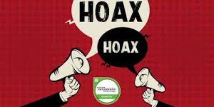 Sebar Hoaks di Medsos, Pelajar SMP Ditangkap Polisi