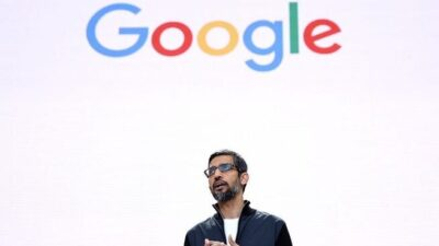 Berangkat dari Kontrakan ke Silicon Valley, Inilah Profil Sundar Pichai Sang CEO Google