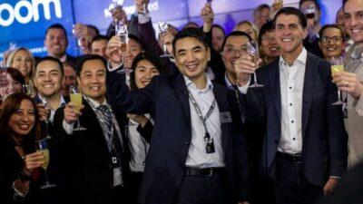 Karena Pandemi Covid-19, Eric Yuan Pembuat Zoom Jadi Miliarder Dadakan