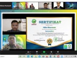 DPD ASKOPIS Jawa Barat dan Prodi KPI UIN Bandung Gelar Webinar Komunikasi Islam Jilid 2