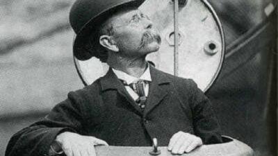 John Philip Holland, Seorang Guru yang Jadi Penemu Kapal Selam