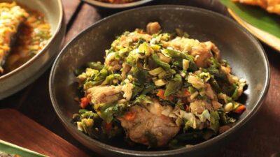 Resep Ayam Woku Kemangi Khas Manado, Cocok untuk Menu Sahur