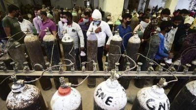 Tanggulangi Covid-19 Internasional, Arab Saudi Kirim 80 Ton Oksigen ke India