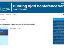 Punya Artikel Kegiatan Konferensi Nasional dan Internasional Kirim ke GDCS untuk Diterbitkan