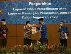 Keren, Kota Sukabumi Raih Opini WTP 7 Kali Berturut-Turut