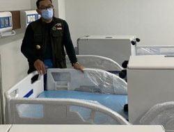 Jawa Barat, Tambah 2400 Tempat Tidur untuk Pasien Covid-19