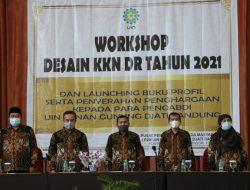 UIN Bandung Gelar Workshop Desain KKN DR