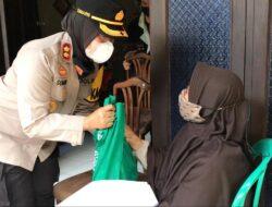 Sisi Humanis Polres Sukabumi Kota