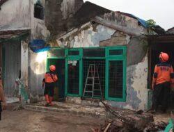 Curah Hujan Tinggi Akibatkan Bencana di Beberapa Titik Kota Sukabumi