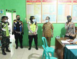 Kapolres Sukabumi Kota Monitoring Vaksinasi Mobile Lansia