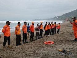 UPDATE!! Remaja Terseret Arus di Pantai Selatan Sukabumi