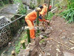 Masih Curah Hujan Tinggi Sebabkan Longsor Kota Sukabumi