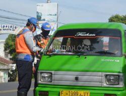 Langgar Prokes di Masa PPKM Darurat, Belasan Warga Kota Sukabumi Dijatuhi Sanksi Tipiring