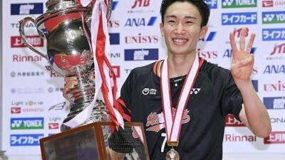 BREAKING NEWS!! Pemain Nomor Satu Dunia Kento Momota Tersingkir di Fase Grup Olimpiade Tokyo
