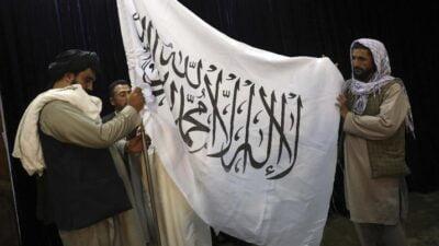 Taliban Tak Berkutik, Bank Sentral-IMF Blokir Akses Mereka ke Aset Negara