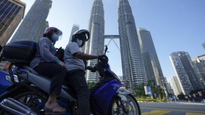 "Kasus Positif Covid-19 di Malaysia ""Meledak"", Alasan Ini Pemicu Utamanya!"