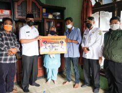 Udunan Online di Sukabumi, Bantu Renovasi Rumah Warga yang Rusak