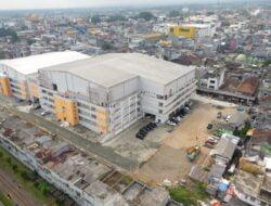 Pasar Pelita Sukabumi Tunggu Terbit Sertifikat Layak Fungsi (SLF) Bangunan Gedung