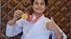 Achmad Diraj Mahardika, Siswa SMP Muhammadiyah Torehkan Juara Karate Internasional