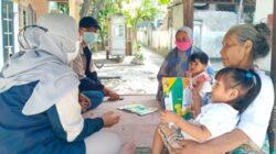 Mahasiswa KKN Muhammadiyah-Aisyiyah Door to Door Edukasi tentang Stunting Pada Warga
