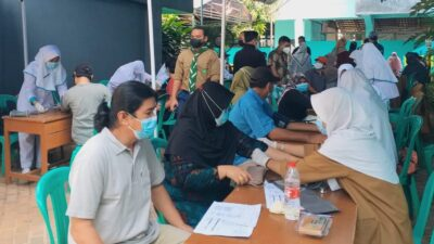 Selama 2 Hari, 2.340 Dosis Vaksin Covid-19 Diserap dengan Baik Warga Cileungsi Bogor