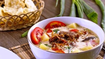 Bila Berkunjung Ke Ibu Kota, Jangan Lupa 7 Kuliner Khas Jakarta Legendaris Ini