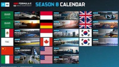 DKI Jakarta Resmi Jadi Tuan Rumah Balap Mobil Listrik Formula E 2022