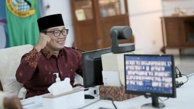 Ridwan Kamil: Yuk Bangun Peradaban Baru dengan Menghidupkan Ekonomi Kreatif