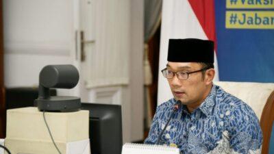 Ridwan Kamil Harap ICMI Bantu Perkuat Digitalisasi Desa untuk Tekan Urbanisasi